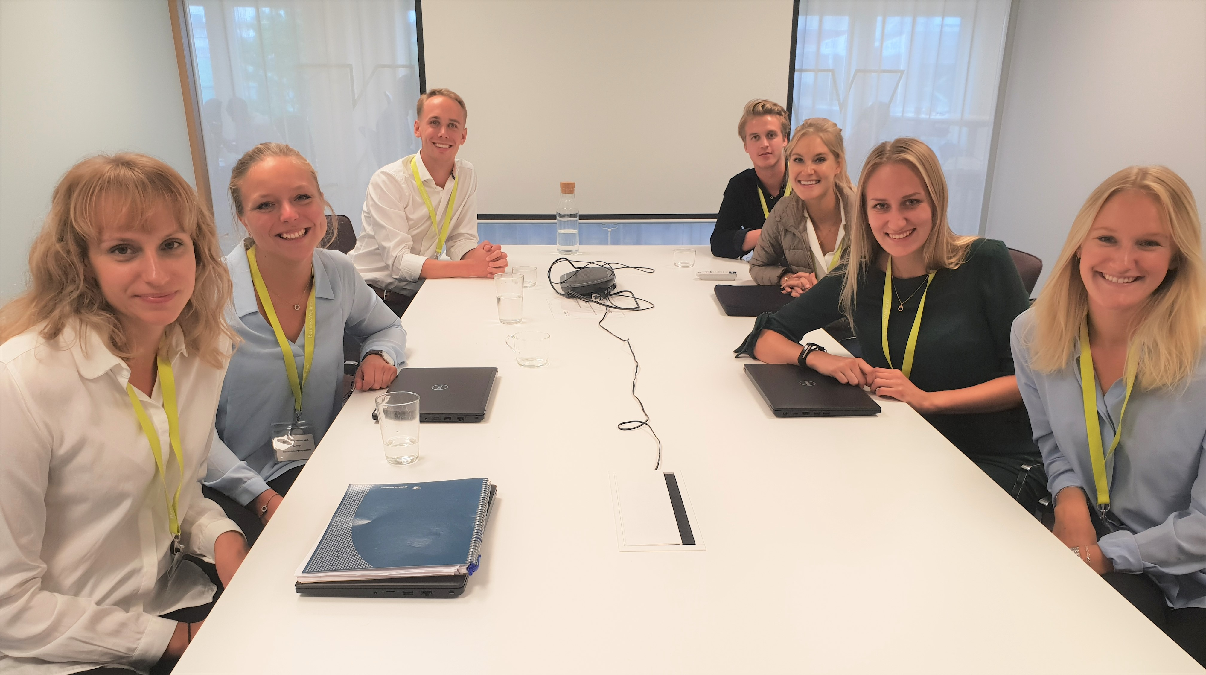 13 rätt_Centigo välkomnar 7 nya juniorkonsulter