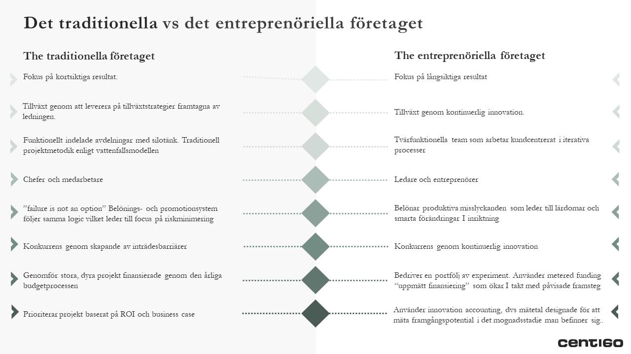Det entreprenöriella företaget
